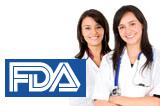 FDA(米国食品医薬品局)に使用目安の具体的な表記を認められた、唯一のサプリメントのイメージ写真